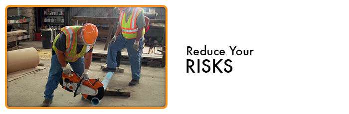 Paratus, A Safety Training Company can reduce your total risk factor